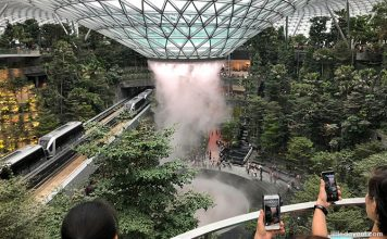 Jewel Changi Airport: Preview Of The New Lifestyle Destination