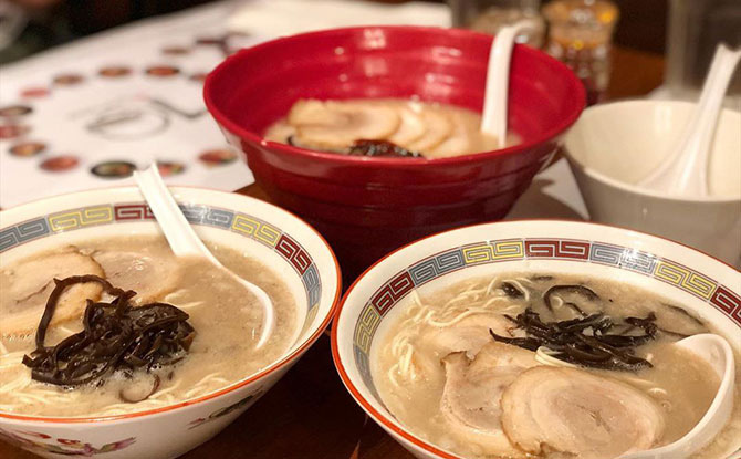 Enjoy Free Gyoza With Every Ramen Order At IPPUDO On Eat With Your Family Day, 12 March 2021