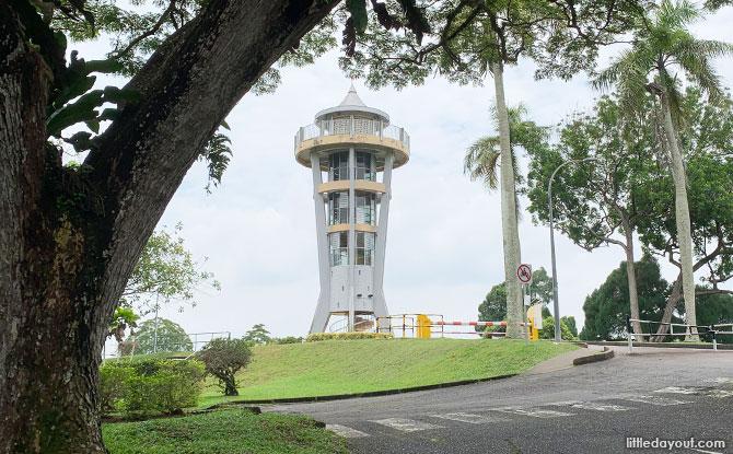 Upper Seletar Reservoir Tower