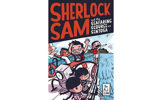 Sherlock Sam and the Seafaring Scourge on Sentosa