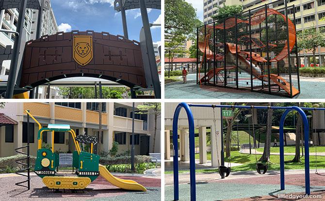 Simei Playgrounds