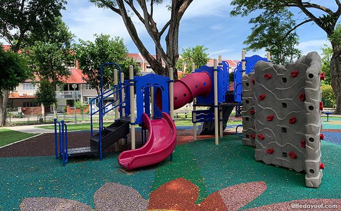 Sunbird Circle Playground