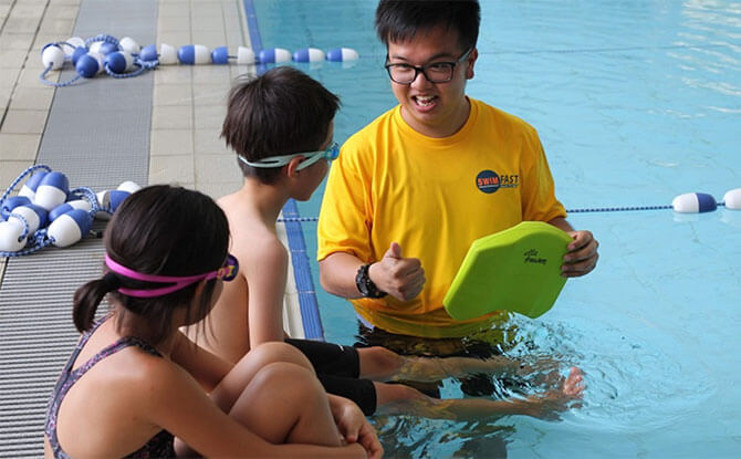 Swimfast Aquatic Group - Swimming schools in Singapore