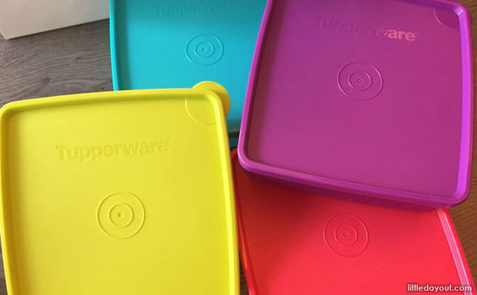 Thoughtful Gifts - Tupperware