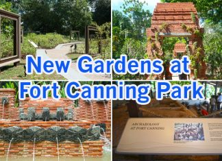 New Gardens At Fort Canning Park: Take A Walk Through The Hill's Historic Past