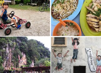 A Driving Holiday To Ipoh With Kids: Food, Fun & Good Times