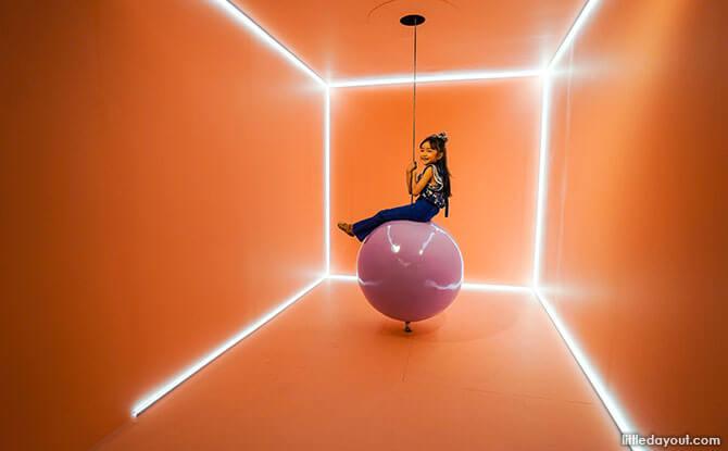 Giant Boba Ball