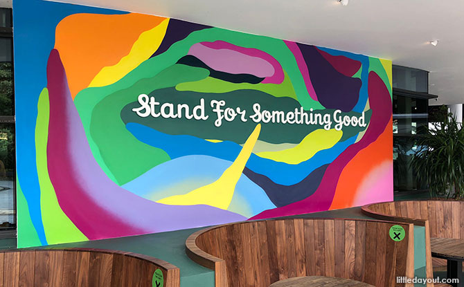 stand for something good