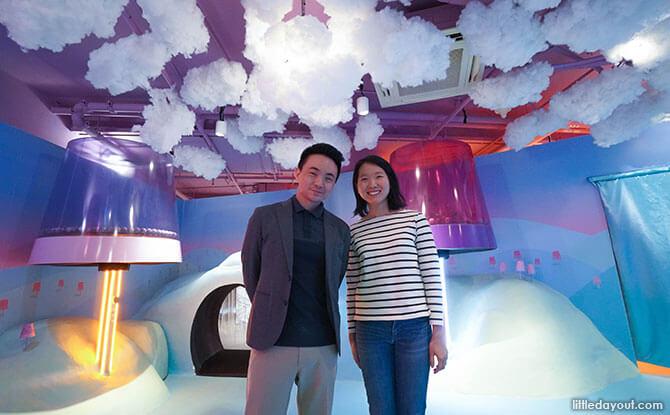 The creators of The Bubble Tea Factory