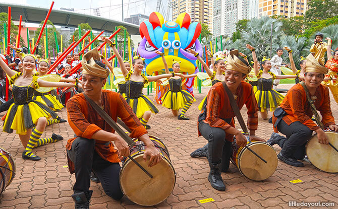 Chingay 2020 Parade: Look Forward To A Traditional Acts & Contemporary Performances