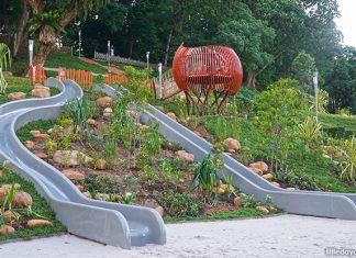 Jubilee Park: Family-Friendly Recreational Space And Fort Canning Park Playground