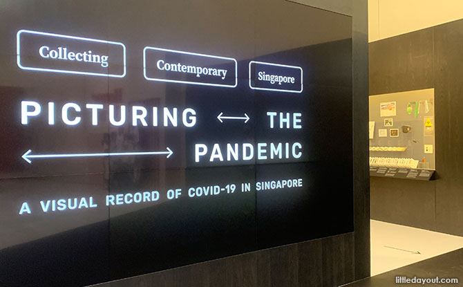 A Moment of Reflection at Picturing the Pandemic: A Visual Record of COVID-19 in Singapore