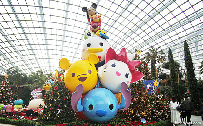 Tsum Tsum Christmas Tree