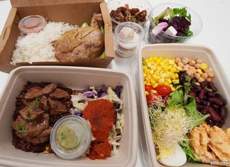 Spoonful Meals: Virtual Cafeteria With Delivery-Only Cali-Cuisine And Cantonese Comfort Food