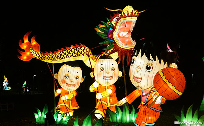 Jurong Lake Gardens Mid-Autumn Festival Celebrations: Lanterns, Performances, Activities & Sunset Tours