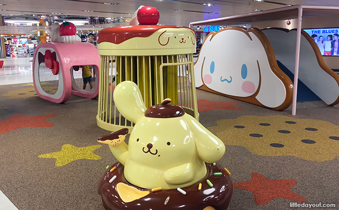 Sanrio-themed Playground Reopening on 4 September 2020