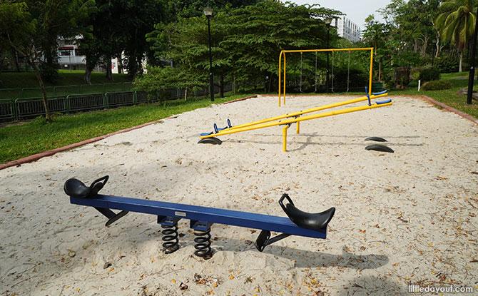 Bedok Town Park Playground