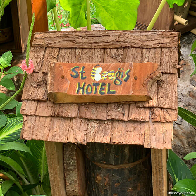 St Bee-gis Hotel