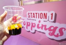 Bubble Tea Factory Has A New DIY Station Where You Can Make Your Own Bubble Tea