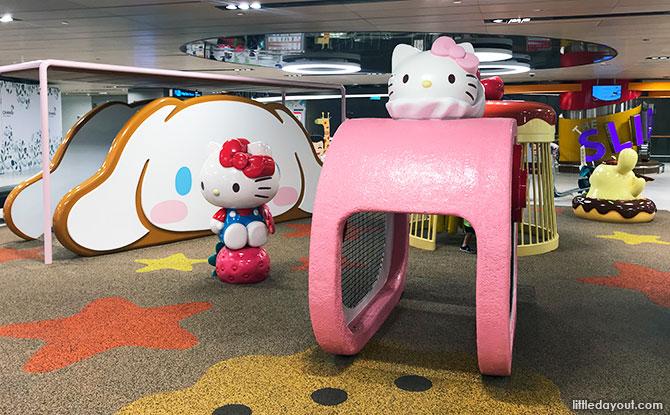 Sanrio Playground - Changi Airport Terminal 3