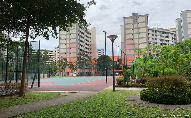 Simei Street 4 Playgrounds At Blocks 226 & 227 And Community Space