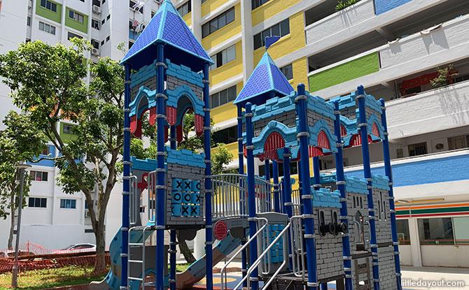 Playground in the Neighbourhood