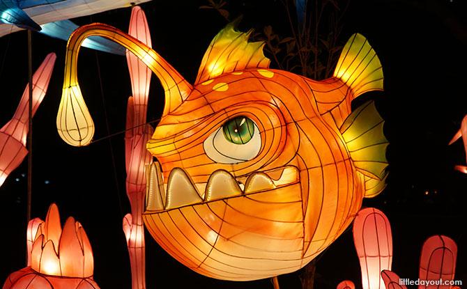 Fish lanterns