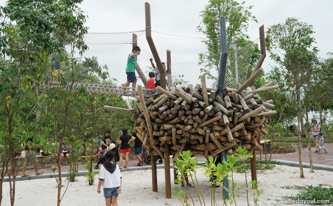Jurong Lake Gardens Playground: Forest Ramble At Lakeside Garden - Things To Do Over The Vesak Day 2019 Long Weekend In Singapore