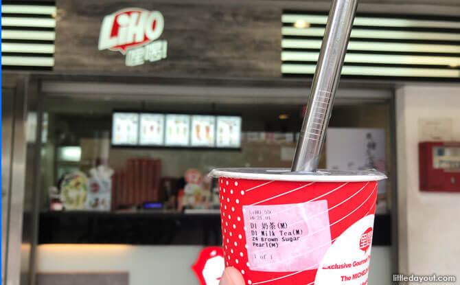 LiHo Milk Tea