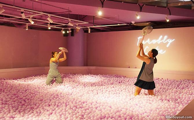 The Bubble Tea Factory is a Mini BBT DisneyLand