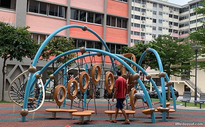 Block 226, Simei Street 4 Playground