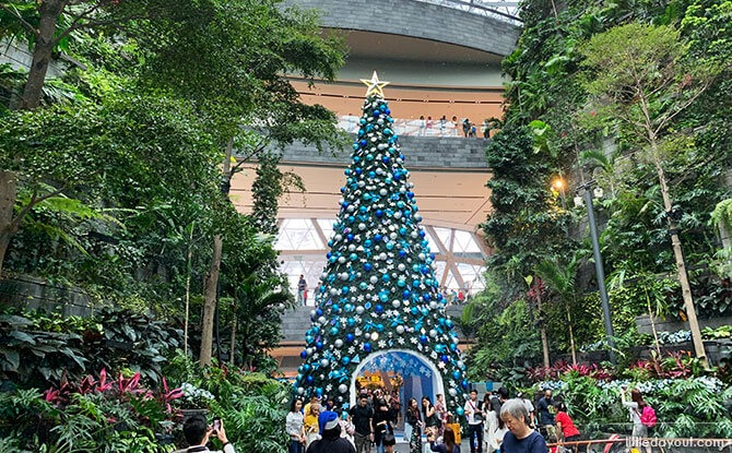 Christmas in Singapore 2019