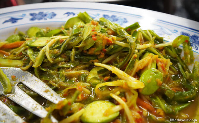 Green Dragon Vegetables