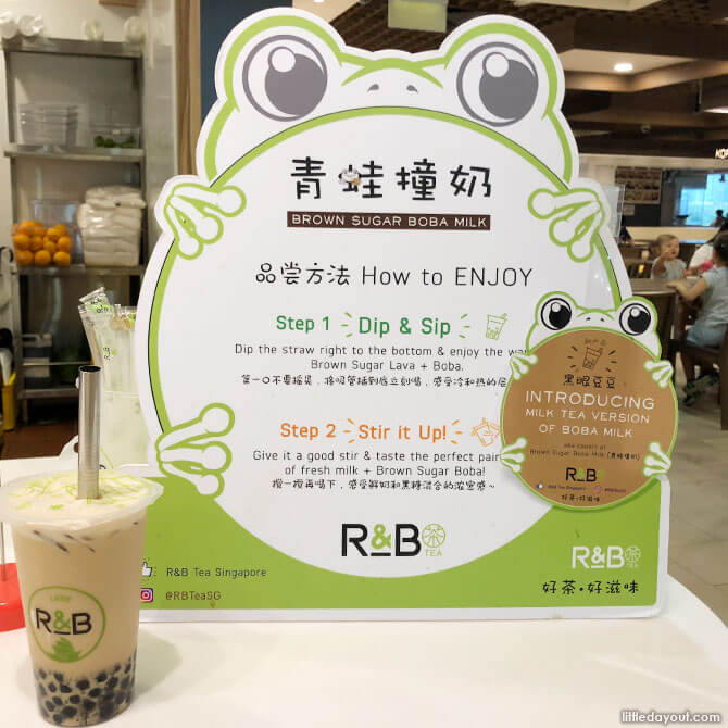 R&B Tea - How to Enjoy the Drink