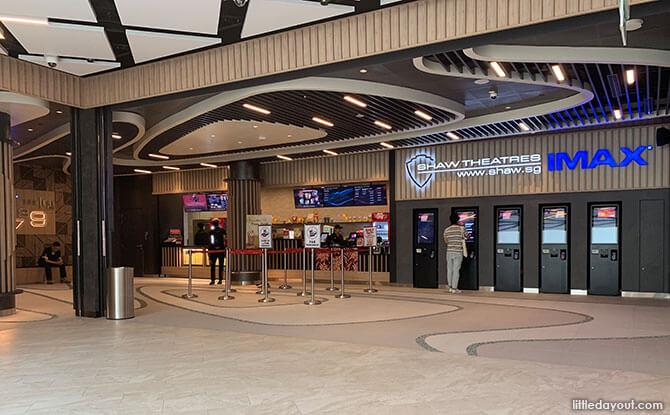 Shaw Theatres, PLQ Mall
