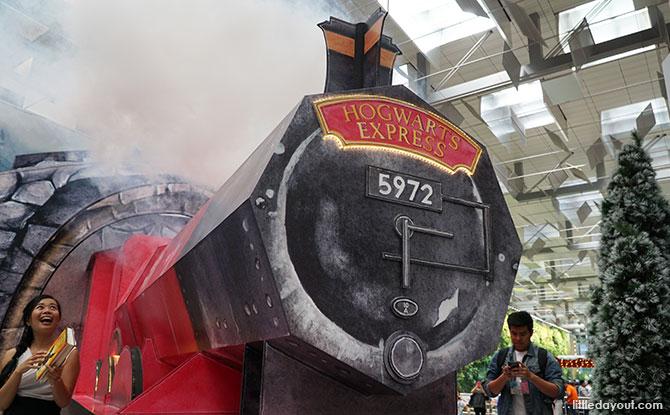 Hogswarts Express