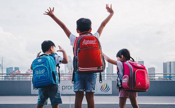 IMPACT School Bags