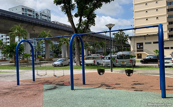 The Playgrounds Of Simei