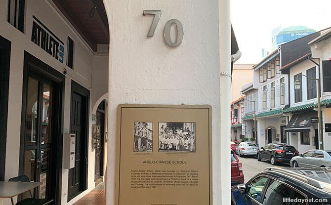 Appreciate the Heritage Buildings at Telok Ayer