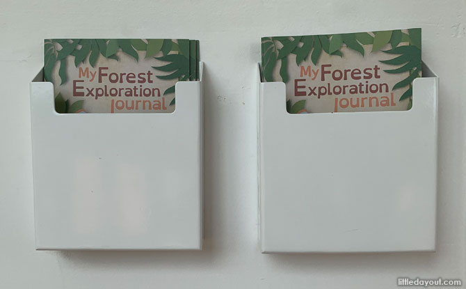 Forest Exploration Journal