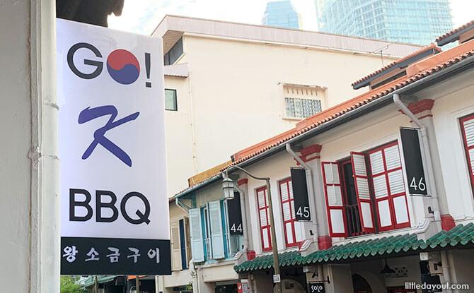 Have a Korean Feast