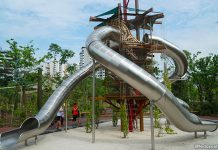 Jurong Lake Gardens Playground: Forest Ramble At Lakeside Garden