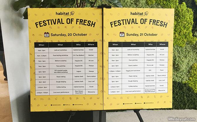 Festival of Fresh