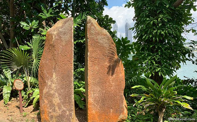 Monoliths at Sentosa Singapore