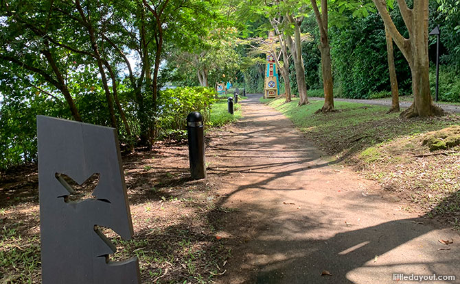 Sentosa Coastal Trail