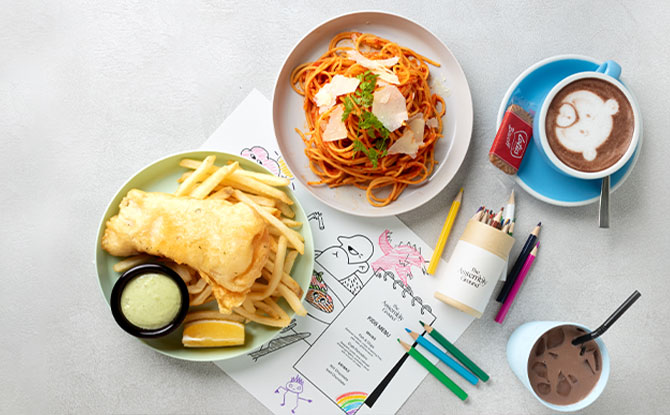 Kids Eat Free At Assembly Ground This September Holidays
