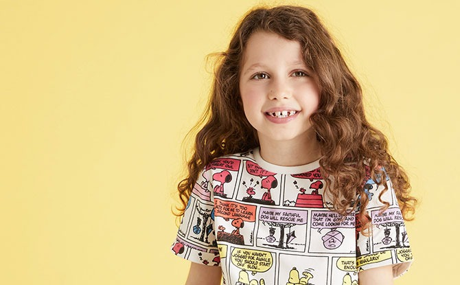 M&S Snoopy Collection