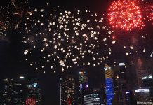 Where To Watch The NDP Fireworks 2019
