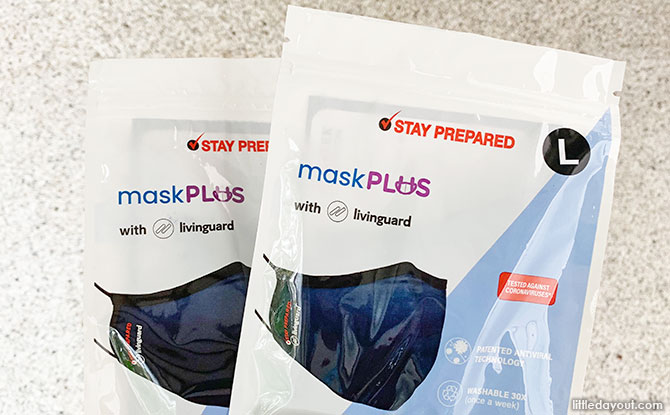 Collect Free Reusable Masks From 1 To 14 March 2021; Check Sizing First