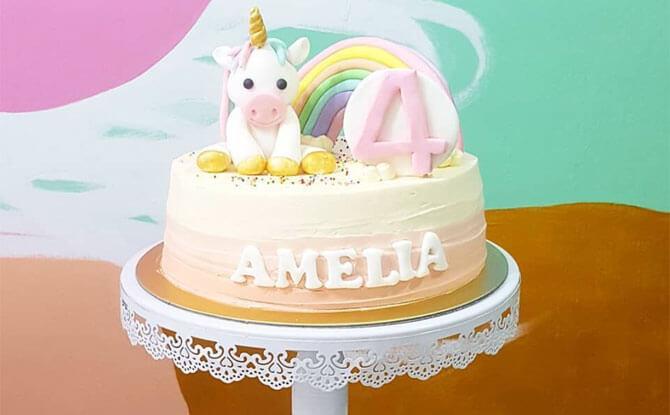 nantang 3D cake